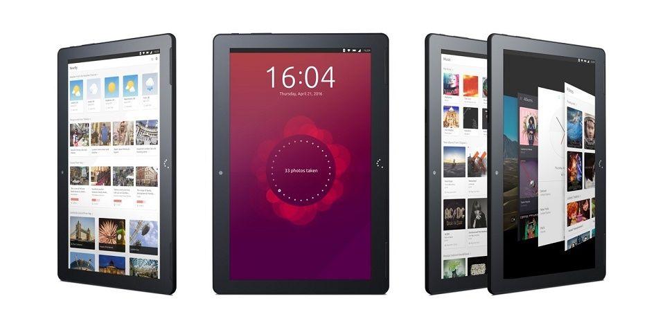 Ubuntu tendrá su primer tablet en 2016