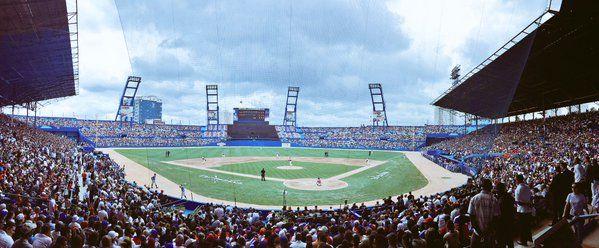 Tampa Bay vence a Cuba en partido histórico - Foto de @RaysBaseball