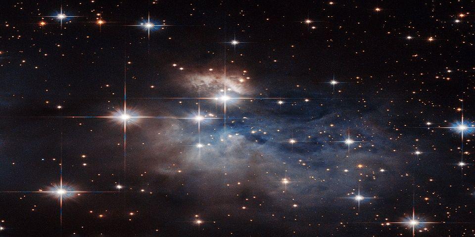 Telescopio Hubble capta la galaxia más lejana en el universo - Foto de NASA.