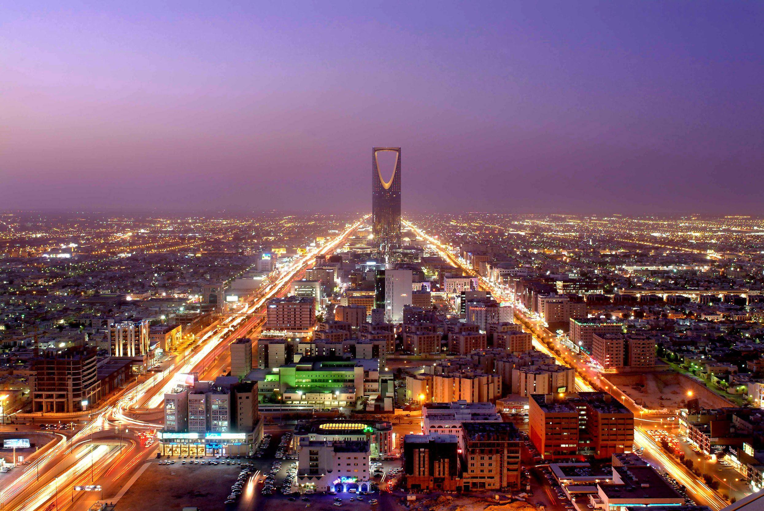 Riyad, Foto de AFP