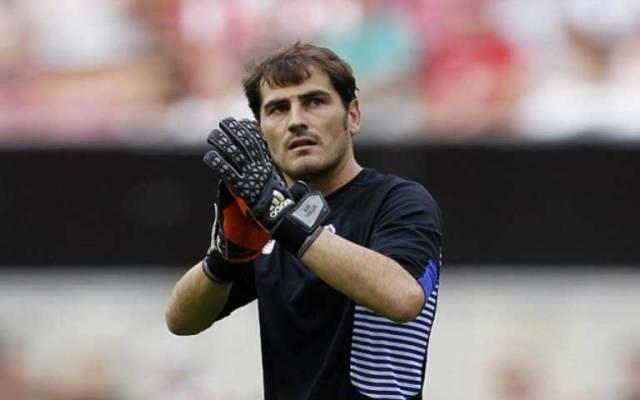 Critican a Iker Casillas por presunto chiste racista - Foto de Reuters