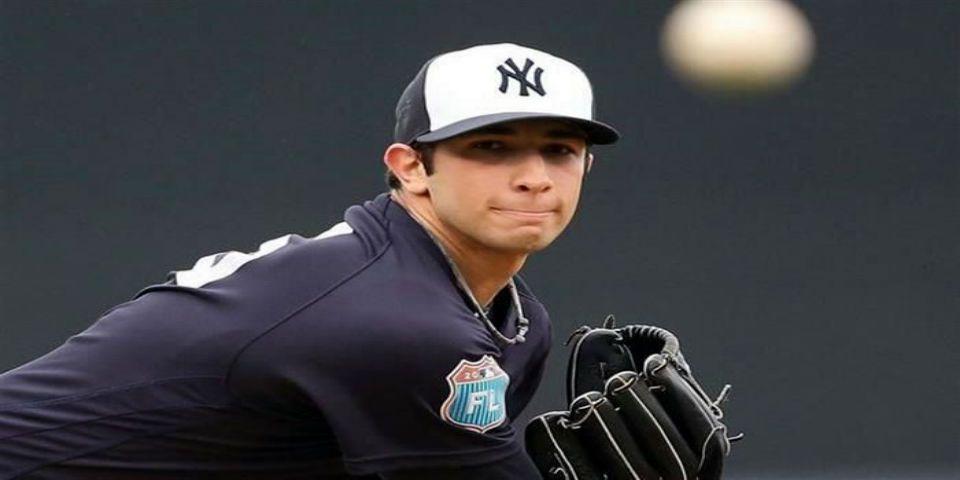 Pitcher mexicano jugará con los Yankees de Nueva York - Foto de Twitter