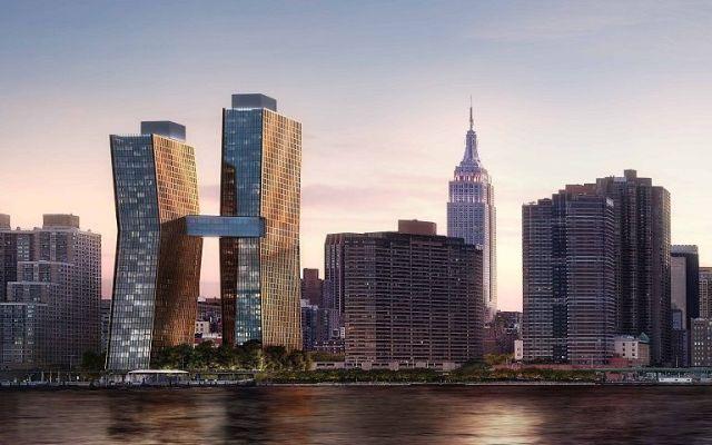 Este será el próximo rascacielos más lujoso de Nueva York - Foto de Bloomberg.