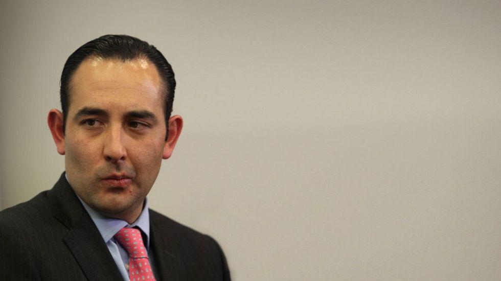 Gil Zuarth anuncia que ayudará a Margarita Zavala - Roberto Gil Zuarth. Foto de archivo