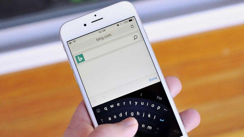 Microsoft lanza teclado gratis para iOS en EE.UU. - Foto de Wayerless