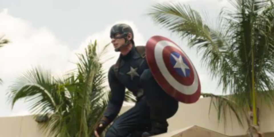 Revelan escena de 'Captain America: Civil War' - Foto de Marvel