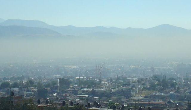 Las ciudades más contaminadas de México