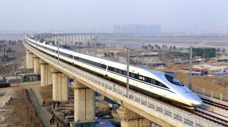 Primer tren bala en India también será submarino