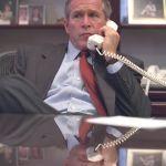 george bush 911 4