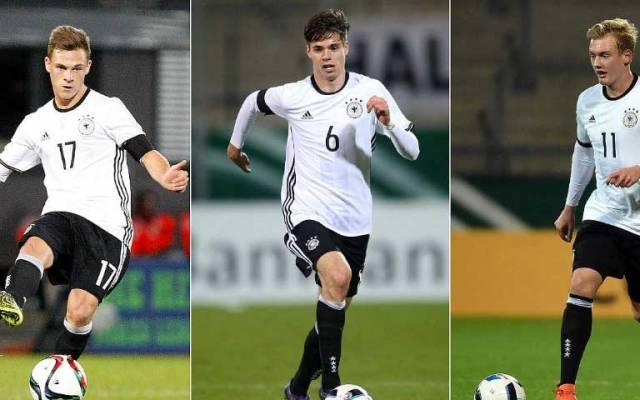 Nombres nuevos en prelista de Alemania para la Euro - Foto de DFB