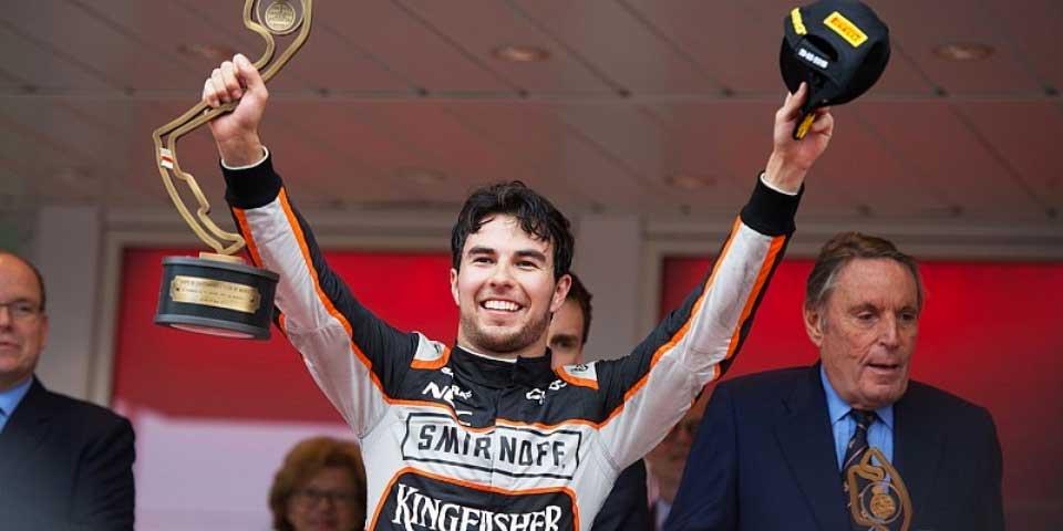 Nombran a Sergio Pérez 'Piloto del día' en Mónaco - Foto de Motorsport