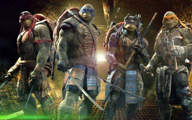 Secuela de las Tortugas Ninja gana en taquilla pese a pobre recaudación