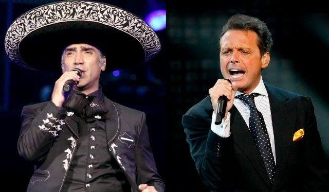 Alejandro Fernández y Luis Miguel llegan a acuerdo legal - Foto de Posta