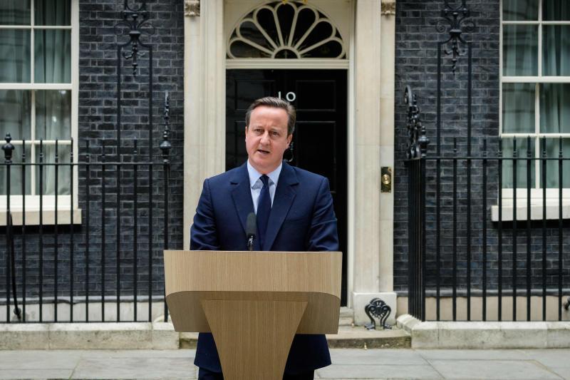 David Cameron renuncia como primer ministro tras victoria del Brexit - Foto de Internet