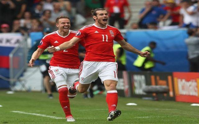 Bale lidera la victoria de Gales ante Eslovaquia en la Euro - Foto de AP.