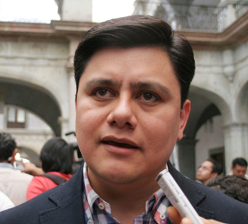 Juan Carlos Rivera Castellanos. Foto de Oaxaca 21.