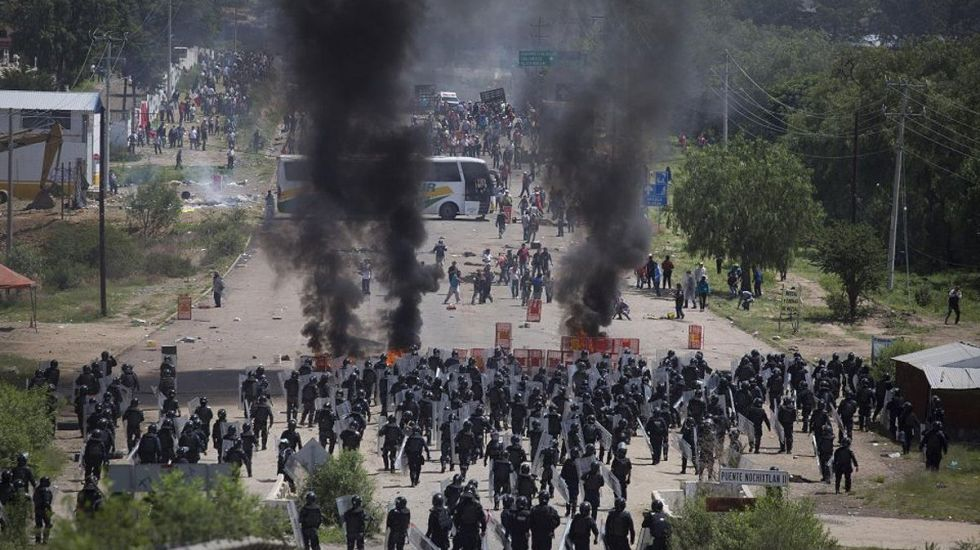 Detienen a dos expolicías vinculados al operativo de Nochixtlán - Policía Federal Nochixtlán