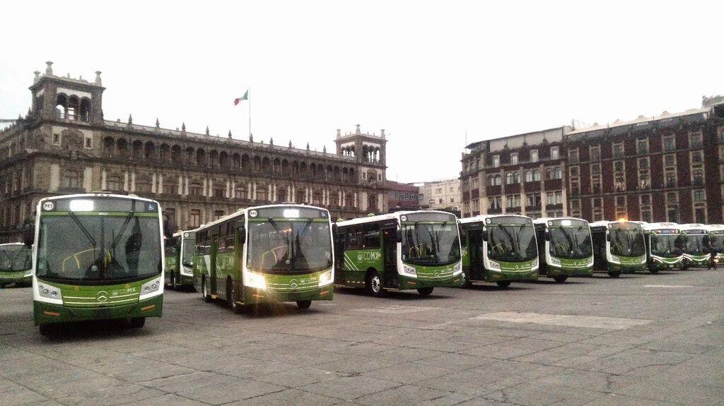 RTP gastó 65 millones de pesos de más en compra de autobuses: Volvo - Foto de Internet