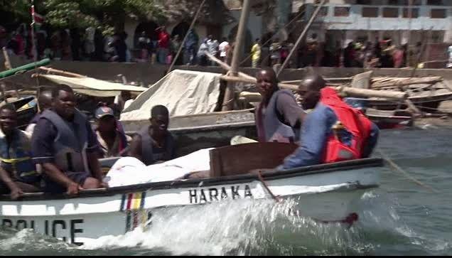 Nueve músicos se ahogan en Kenia - Foto de Interntet