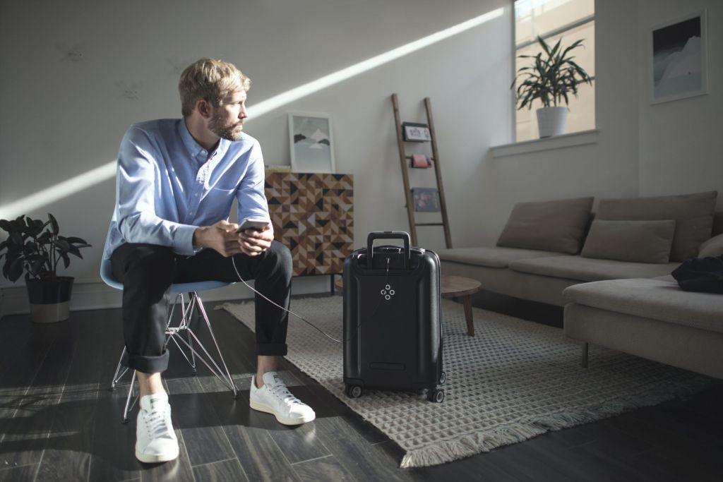 Cinco gadgets de ensueño para viajar este verano - Foto de BlueSmart.