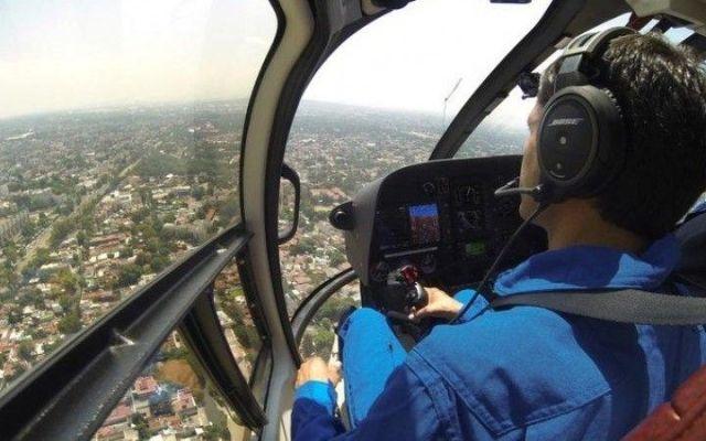 CDMX es la segunda metrópoli con más helicópteros privados - Imagen de Internet