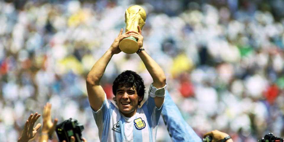 Argentina, campeón del mundo… hace 30 años - Foto de Internet