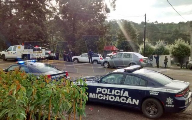 Encuentran cabeza con narcomensaje en Michoacán - La voz de Michoacán