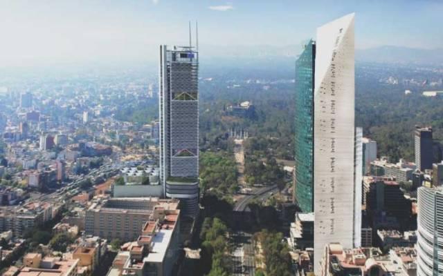 Los nuevos rascacielos de la ciudad - Foto de photobucket