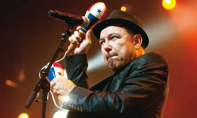 Rubén Blades dedica su concierto al Barrio Bravo de Tepito - Foto de Internet