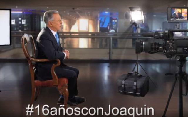 #16AñosconJoaquin
