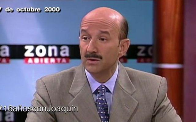 #16añosconJoaquin Entrevista a Carlos Salinas
