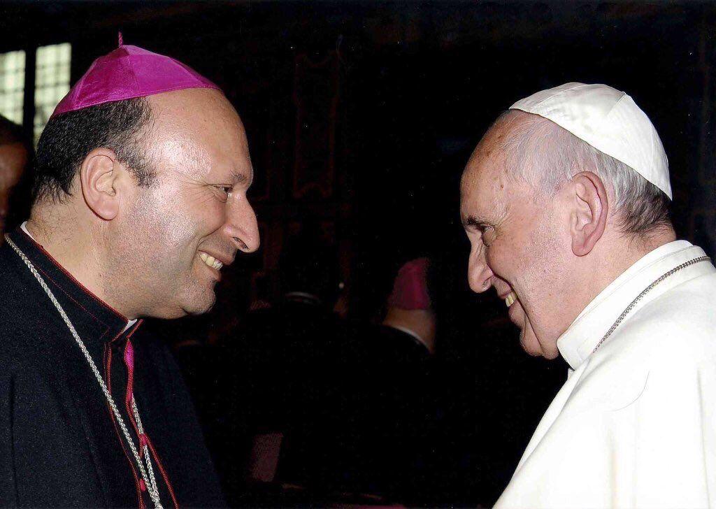 Nuncio apostólico Franco Coppola llegará a México el 28 de septiembre - Foto de @javierofmcap