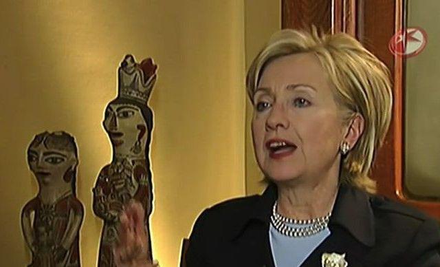 #16añosconJoaquin Entrevista a Hillary Clinton