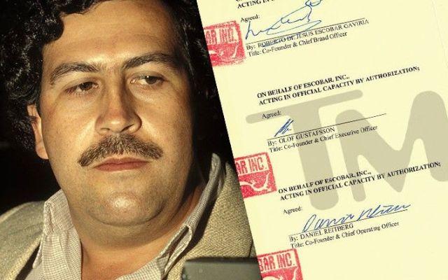 Hermano de Pablo Escobar amenaza a Netflix - Foto de TMZ