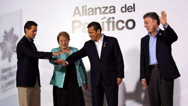 Alianza del Pacífico envía un mensaje de integración: Peña Nieto - Foto de Internet