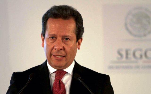 México necesita que se cumpla la ley: vocero tras propuesta de indulto a narcos - Eduardo Sánchez, vocero del Gobierno de la República. Foto de internet