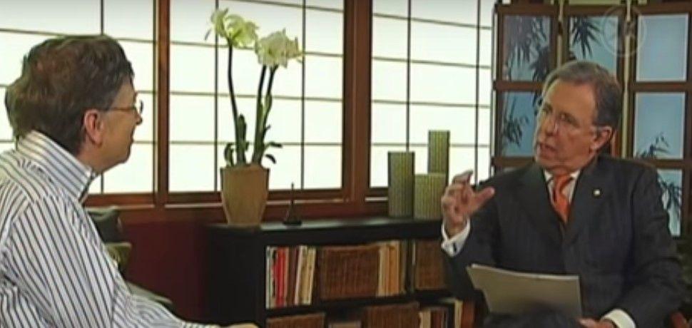 #16añosconJoaquin entrevista a Bill Gates
