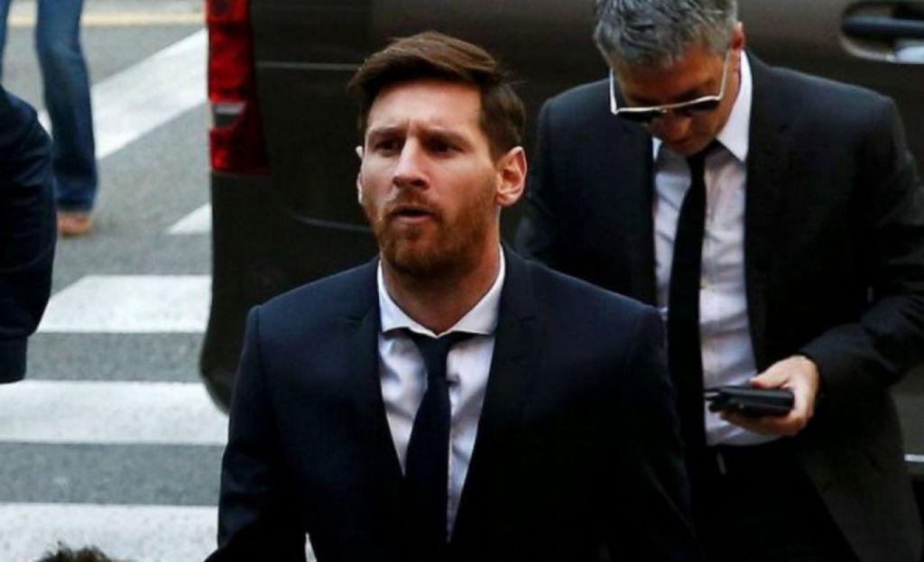 Ratifican condena de 21 meses a Messi por evasión fiscal - Lionel Messi. Foto de Archivo