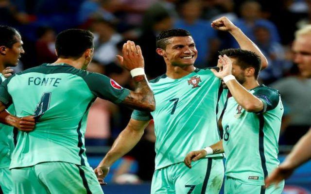 Portugal a la final de la Euro - Foto de Twitter