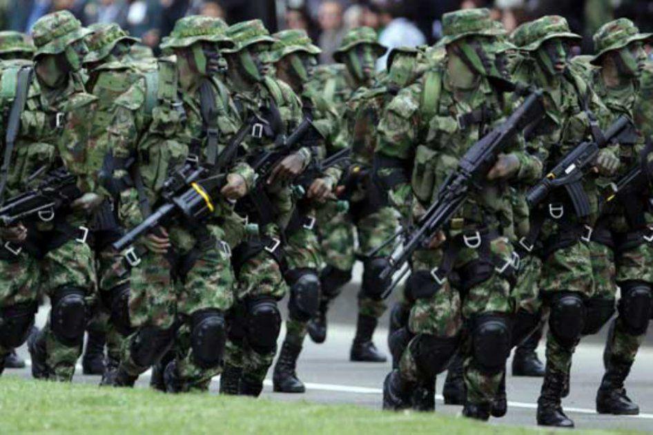 Fuerzas Militares Colombianas. Foto de El Espectador