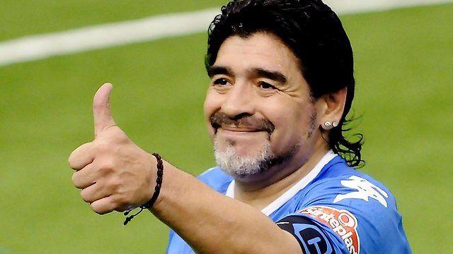 Maradona dirigirá equipo de Emiratos Árabes
