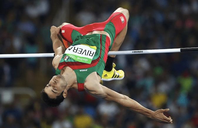 Rivera no pudo igualar su mejor marca y quedó fuera de Río 2016
