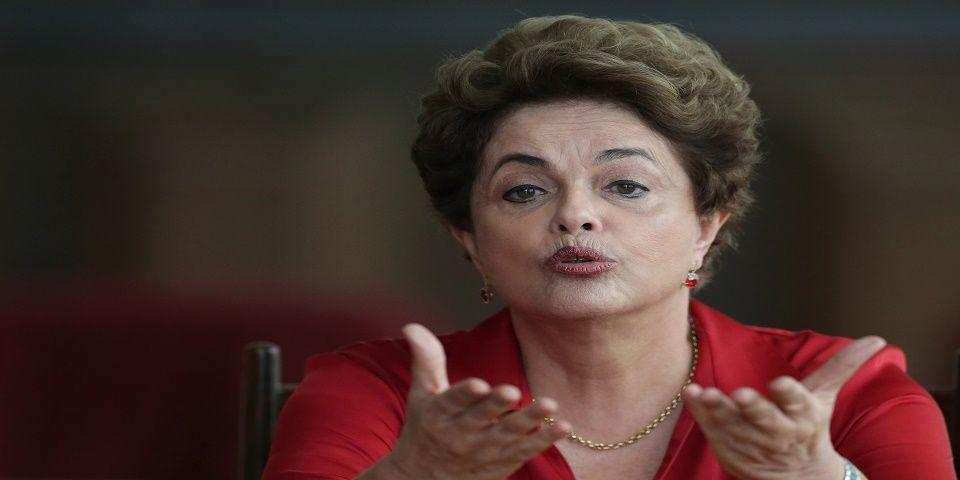 Inicia recta final de juicio político contra Dilma Rousseff - Foto de AP.