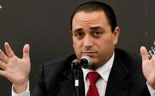 Giran orden de aprehensión contra Roberto Borge - Roberto Borge. Foto de Ecosistema Político