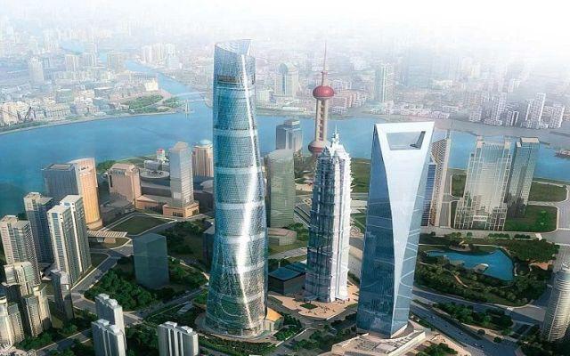 China afirma tener el rascacielos 'más verde' del mundo - Foto de gensler.