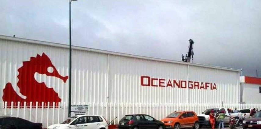 Declaran a Oceanografía en quiebra - Foto de Internet