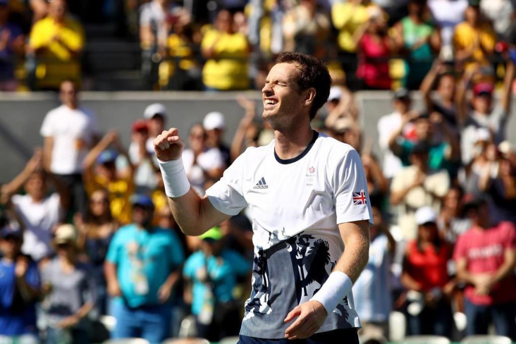 Andy Murray se queda con el oro