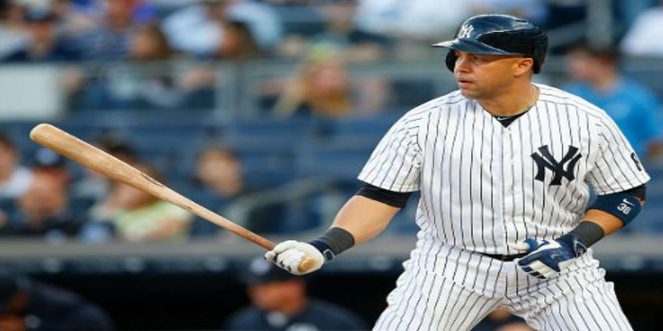 Yankees mandan a Carlos Beltrán a los Rangers - Foto de Twitter