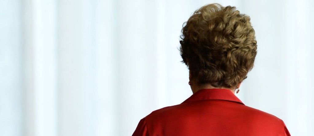 Senado de Brasil aprueba destitución de Dilma Rousseff - Dilma Rouseff. Foto de O Globo.