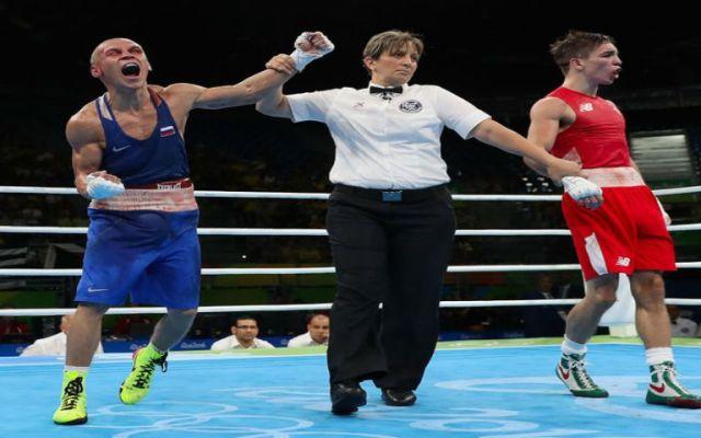 Vetan de Río 2016 a jueces de box - Foto de New York Times